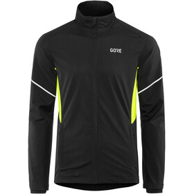 GORE WEAR R3 Partial Gore Windstopper hardloopjas Heren zwart